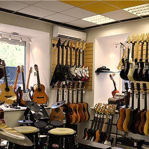 Музыкальные магазины Рузаевки
