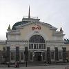 Железнодорожные вокзалы в Рузаевке