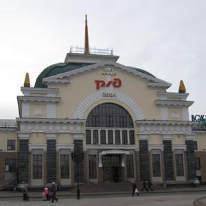 Железнодорожные вокзалы Рузаевки